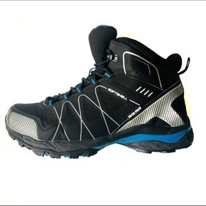 As New Trail Softshell Mid Hiking Boot Waterproof